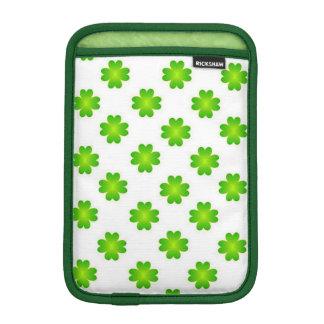 Lucky Clovers Sleeve For iPad Mini
