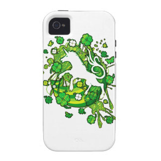 Lucky_Clovers iPhone 4 Covers
