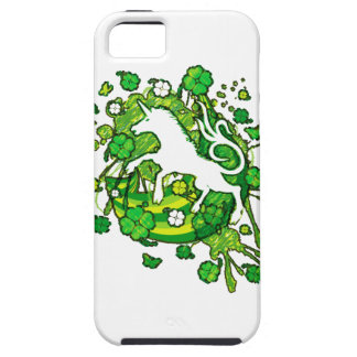 Lucky_Clovers iPhone 5 Cases