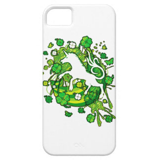 Lucky_Clovers iPhone 5 Cover