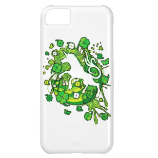 Lucky_Clovers iPhone 5C Cases