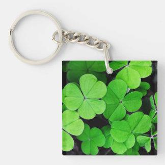 Lucky Clovers Keychain