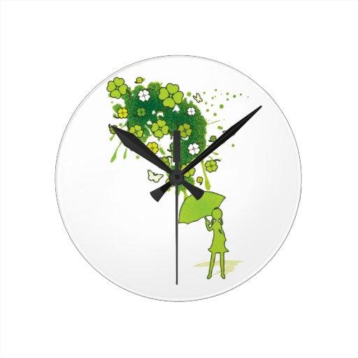 Lucky_Clovers Reloj