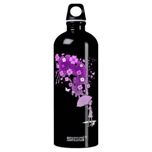 Lucky_Clovers SIGG Traveler 1.0L Water Bottle