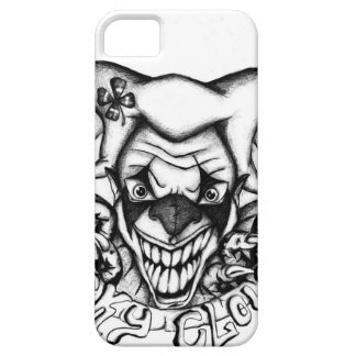 Lucky Clown logo iPhone SE/5/5s Case