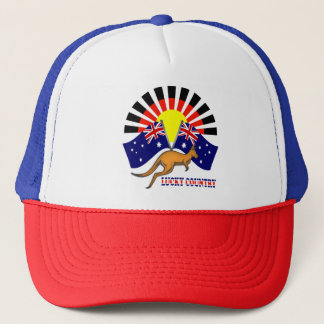 Lucky Country Trucker Hat