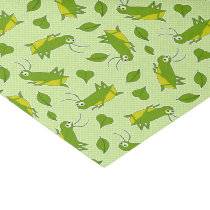 Lucky Cricket Pattern Tissue Paper