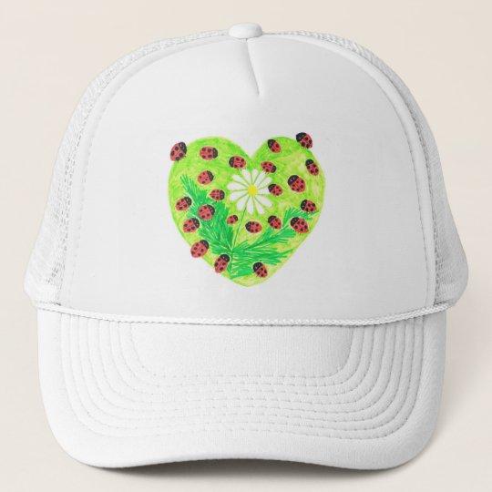 Lucky Daisy Creations Trucker Hat