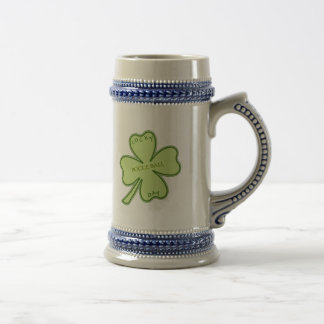 Lucky Day Bocce Ball Beer Stein