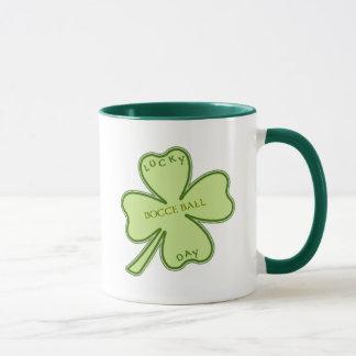 Lucky Day Bocce Ball Mug