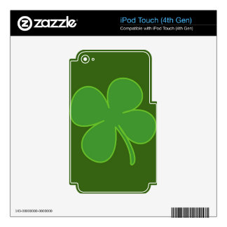 Lucky Decals For iPod Touch 4G