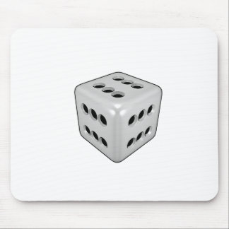 Lucky Dice Mouse Pad