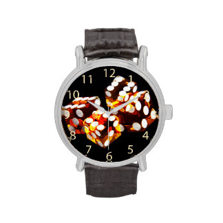 lucky dice roll watches