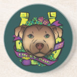 Lucky Dog Beverage Coasters
