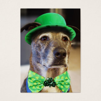 Lucky Dog Business Card