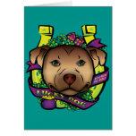 Lucky Dog Card