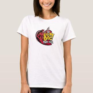Lucky Dog Devil Girl T-Shirt