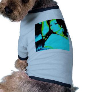 Lucky Dog. Elite line Team VIDA! Pet T Shirt