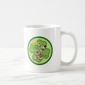 Lucky Dog - Irish Coffee Mug