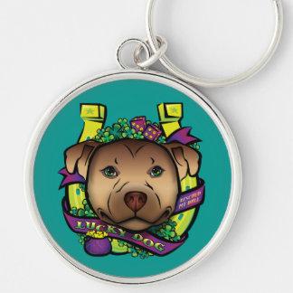 Lucky Dog Keychains