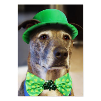 Lucky Dog Large Business Cards (Pack Of 100)