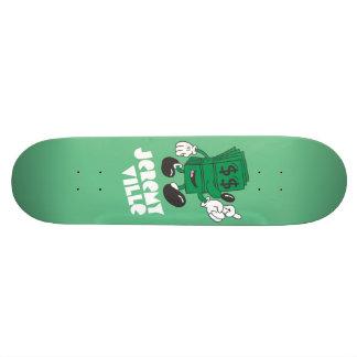 Lucky Dollar Skateboard