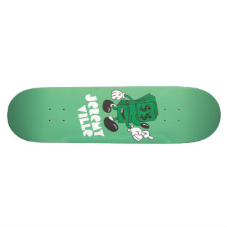 Lucky Dollar Skateboard Deck