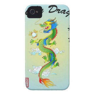 Lucky Dragon iPhone Case