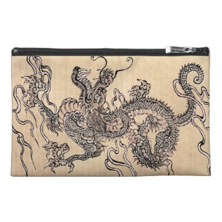 Lucky Dragon Travel Accessory Bag