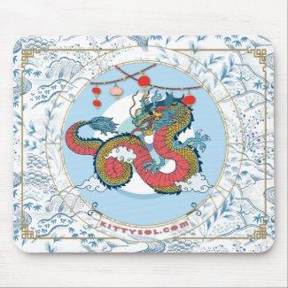 Lucky Dragon | Zodiac mousepad