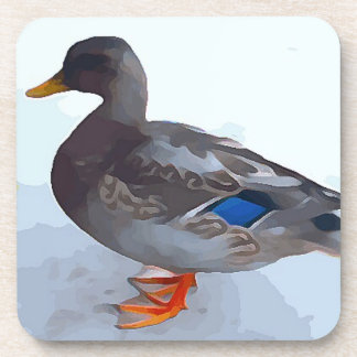 Lucky Duck Beverage Coaster