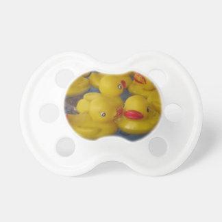 Lucky Duckies Pacifier