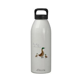 Lucky Ducks Water Bottle