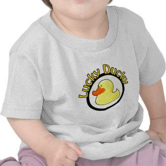 Lucky Ducky T Shirts