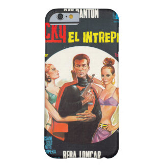 Lucky ell intrepido barely there iPhone 6 case