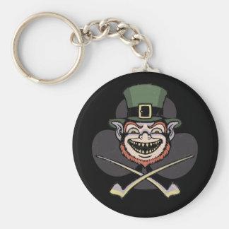 Lucky Evil Leprechaun Keychain