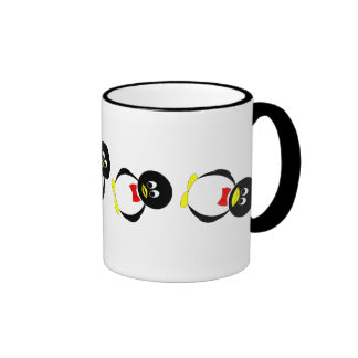 Lucky falling mug
