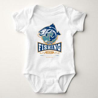 Lucky Fishing Shirt Do Not Wash Outdoor Fisherman