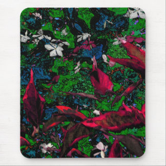 Lucky Flowers ~ Mousepad