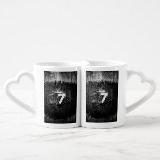 lucky for sum couples coffee mug