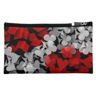 Lucky Gambler Makeup Bags