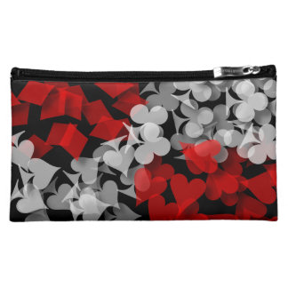 Lucky Gambler Makeup Bag