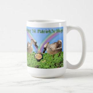 Lucky Geese Mug
