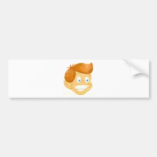 Lucky Gene Bumper Sticker