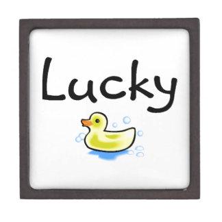 Lucky Gift Box