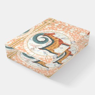 Lucky Goat | Paperweight