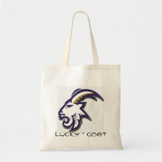Lucky Goat | tote Budget Tote Bag