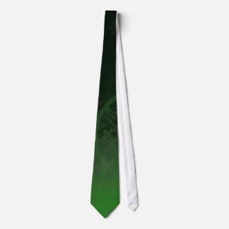 Lucky Green Neck Tie