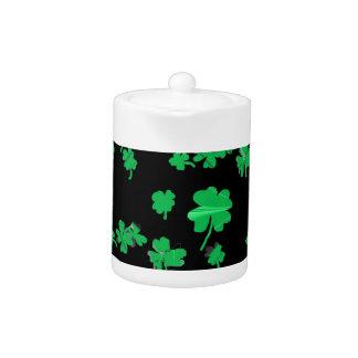 Lucky Green Shamrock Four Leaf Clover irish