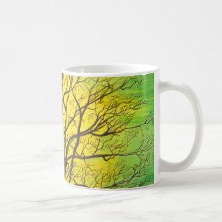 Lucky Green Tree Mug
